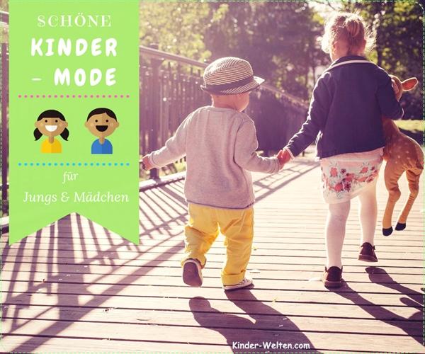 Kinderbekleidung - Mode für Jungen und Mädchen