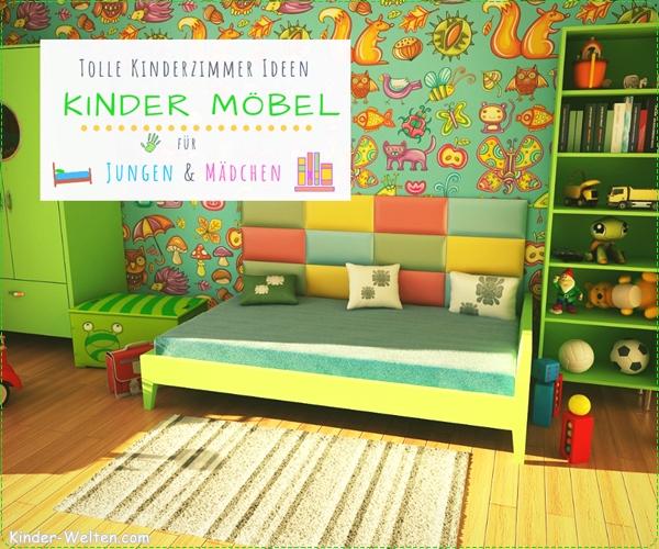 Kinderzimmer Möbel für Jungen und Mädchen