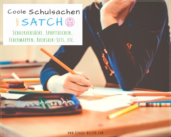 Satch Schulsachen