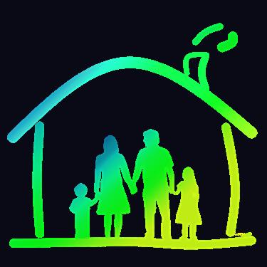 Wandgestaltung für Kinderzimmer