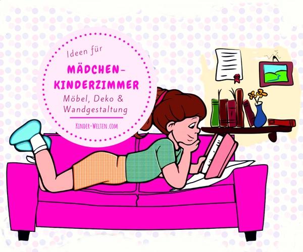 Maedchen Kinderzimmer Ideen