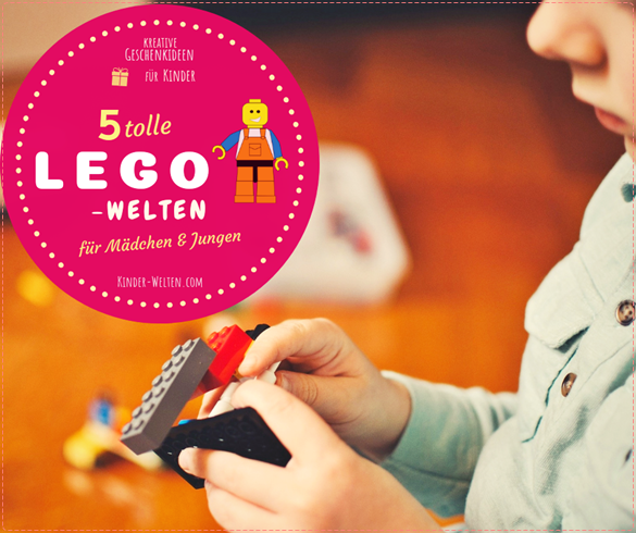 Kinder Geschenkideen: Lego Welten