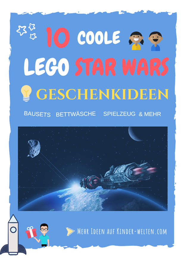 Lego Star Wars Geschenkideen
