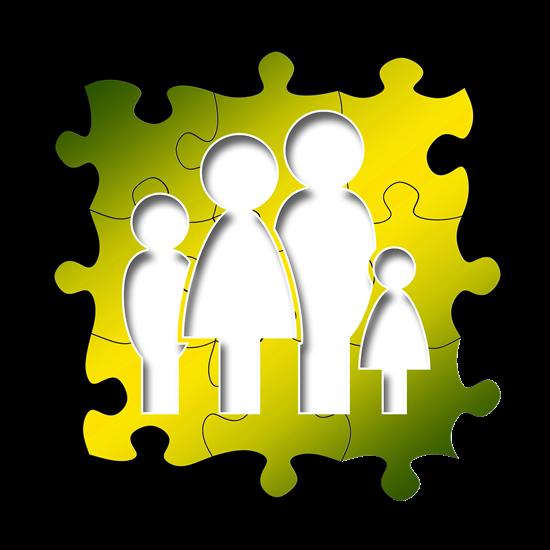 Jugend- und Kinderpuzzle